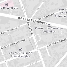Boulevard National, La Garenne Colombes (92) - Commerces, boutiques ...