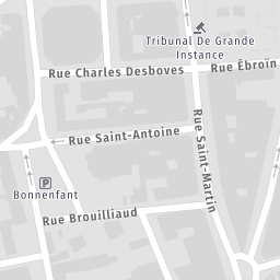 Rue Mayenne Soissons 02 Commerces boutiques et